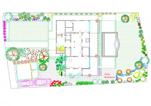 Diseño jardín Mallorca