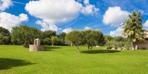 Jardineros en Mallorca